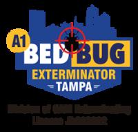 A1 Bed Bug Exterminator Tampa logo